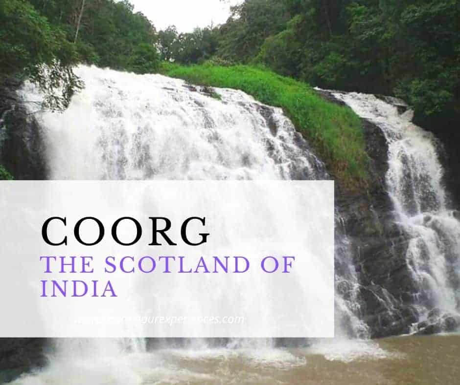 Coorg The Scotland of India