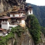ang Monastery Paro or The Tiger's Nest