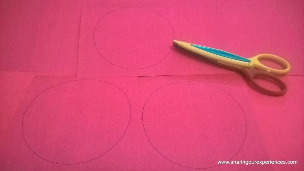 paper flowers tutorial 1