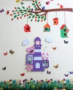 Very Easy Wall decor idea for kids room