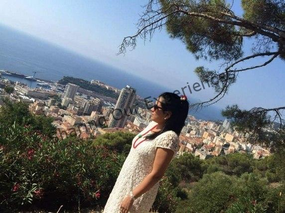 Welcoming view of Monaco