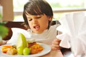 How to raise a non fussy eater