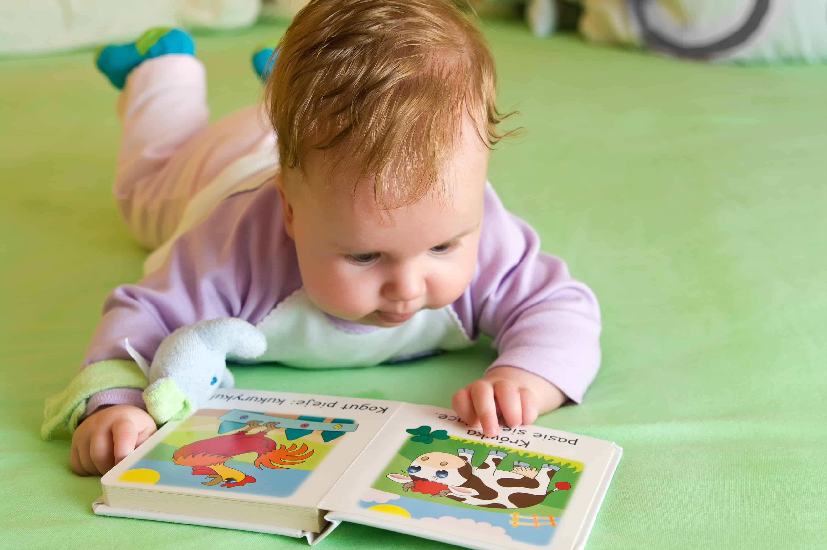 How to choose books for babies and toddlers