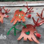 DIY Reindeer Hangings 1
