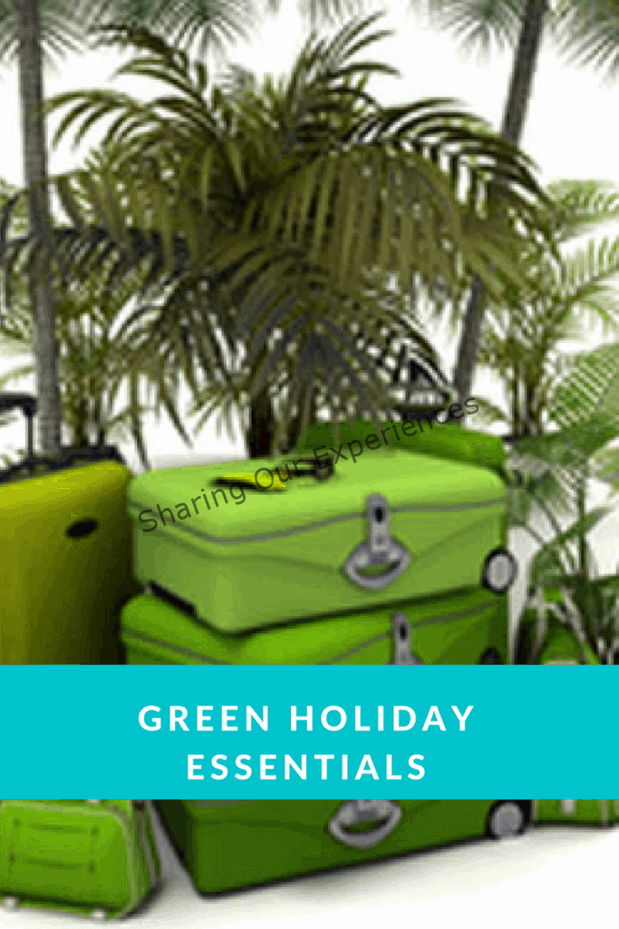 What are the Green Holiday Essentials _