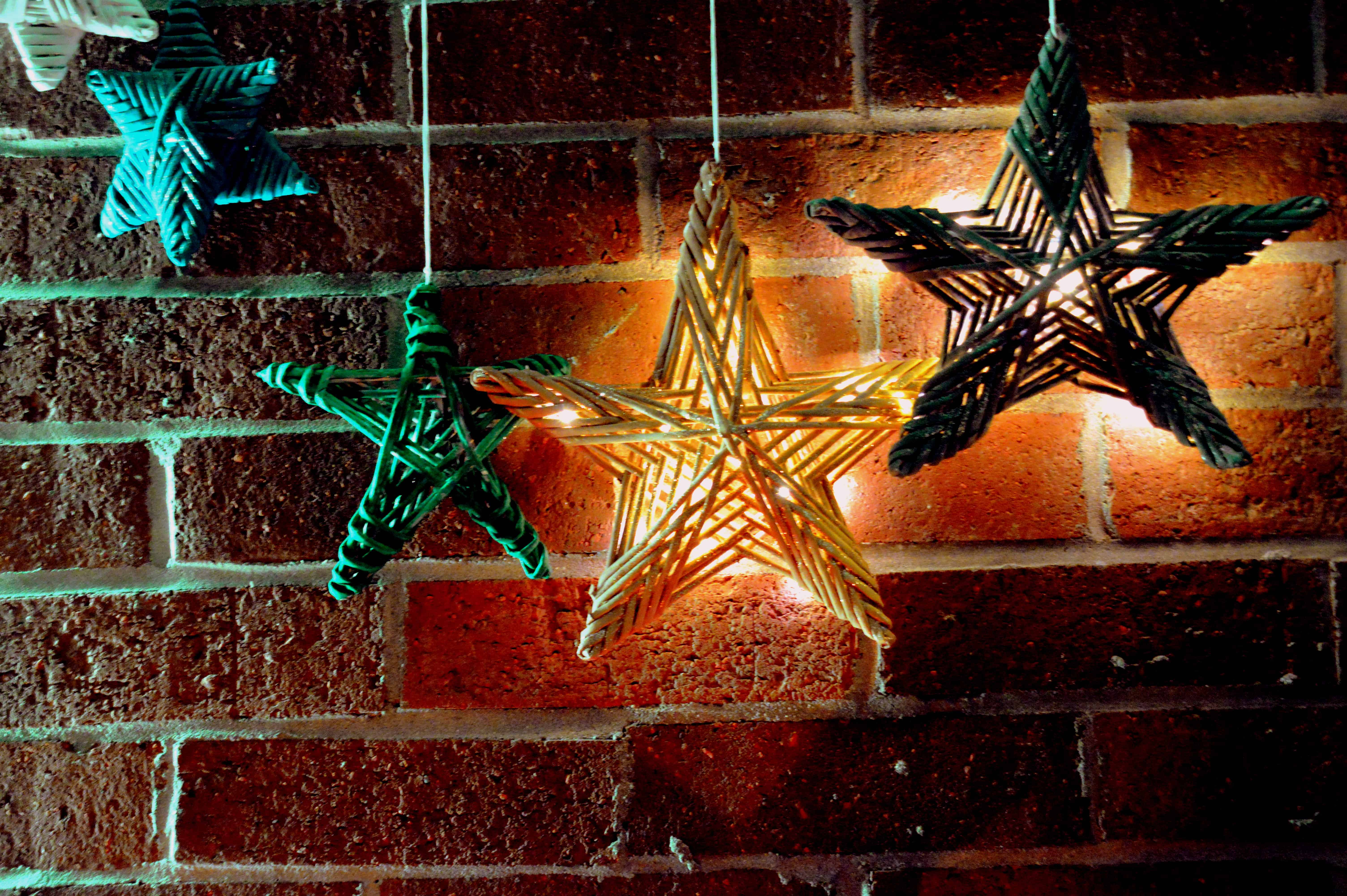 3D Christmas Paper Star