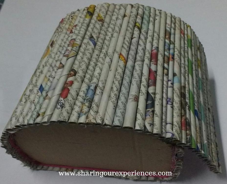 DIY Newspaper-Tubes-Jewelry-Box