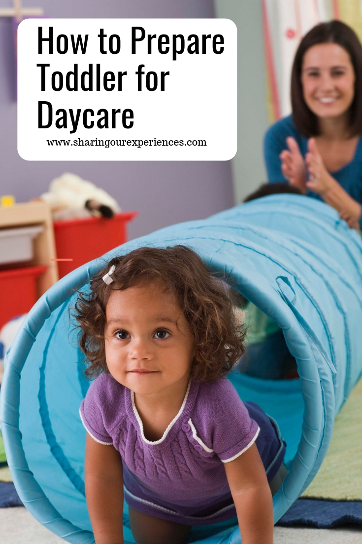 How to Prepare your toddler for daycare