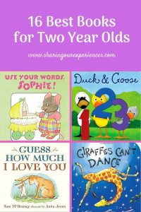 16 best books for 2 year olds
