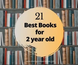 21 Best books for 2 year old