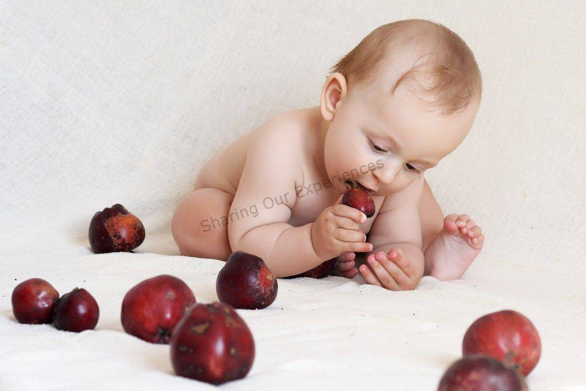 Baby first foods