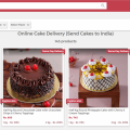 IGP Buy cakes at offer