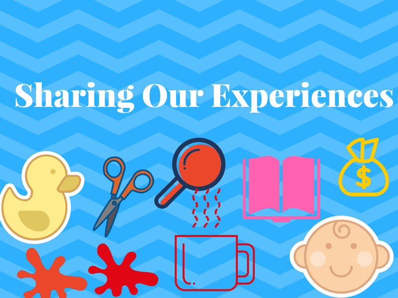 Join Sharing Our Experiences