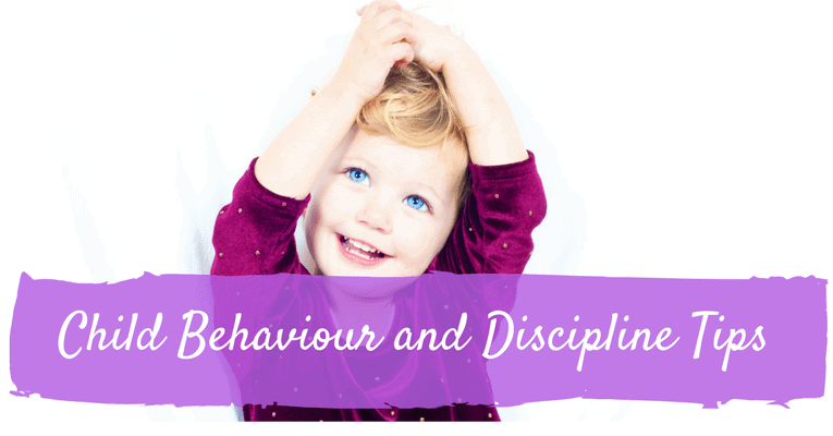 Child Behavior and Discipline Tips