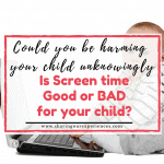 Effects of screen time. Is screen time good or bad