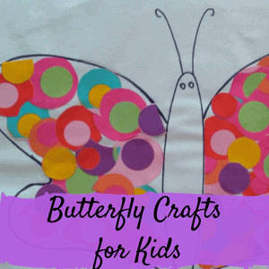 Butterfly Crafts For Kids Sharing Our Experiences