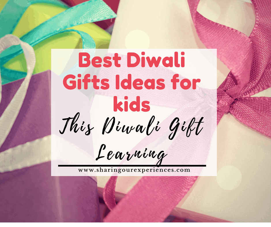 Best Diwali Gift ideas for kids
