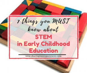 Understand what is STEM in early childhood education, when is it appropriate to start teaching STEM, are there any STEM preschool toys for toddlers