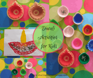 Diwali Activities and Crafts for Kids