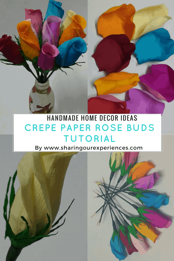 How To Make Rose With Pipe Cleaner Easy Pipecleaner Rose Craft