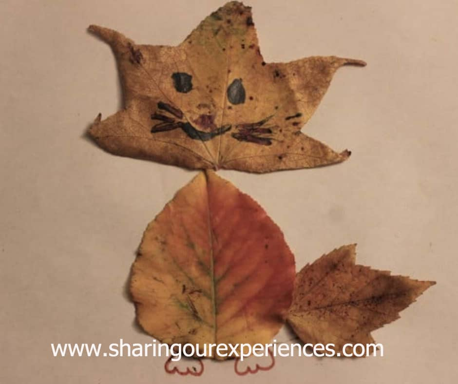 Fall Crafts for Toddlers and kids. Easy crafts for fall