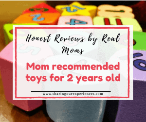 Mom recommended toys for 2 years old | Honest reviews by real moms