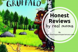 The Gruffalo by Julia Donaldson Book Review | Honest Reviews by real moms