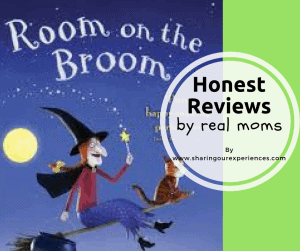 Room on the Broom by Julia Donaldson Book Review | Honest Reviews by Real Moms