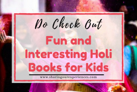 Fun and Interesting Holi Books for Kids