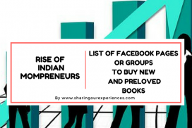 List of Facebook page or groups to buy books  | Rise of Indian Mompreneurs