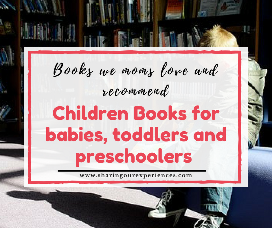 Children Books for babies, toddlers and preschoolers