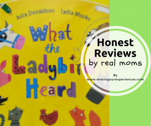 What the Ladybird Heard : Book Review by real moms