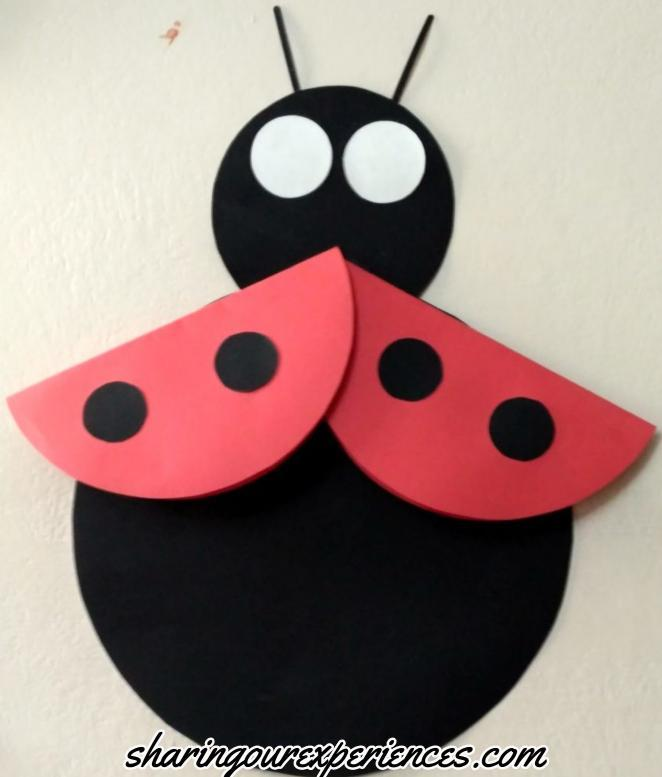 lady bird craft for kids