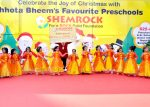 shemrock junior - Best Preschool in Paschim Vihar