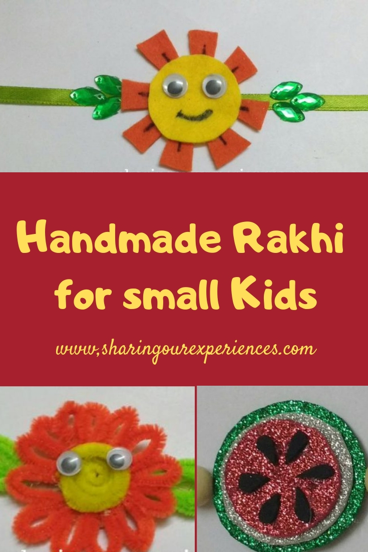Rakhi for small Kids _pin