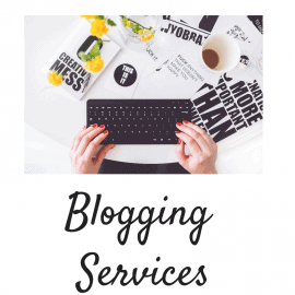 Blogging Services for Bloggers