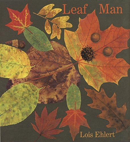 Leaf man popular Fall books for kids
