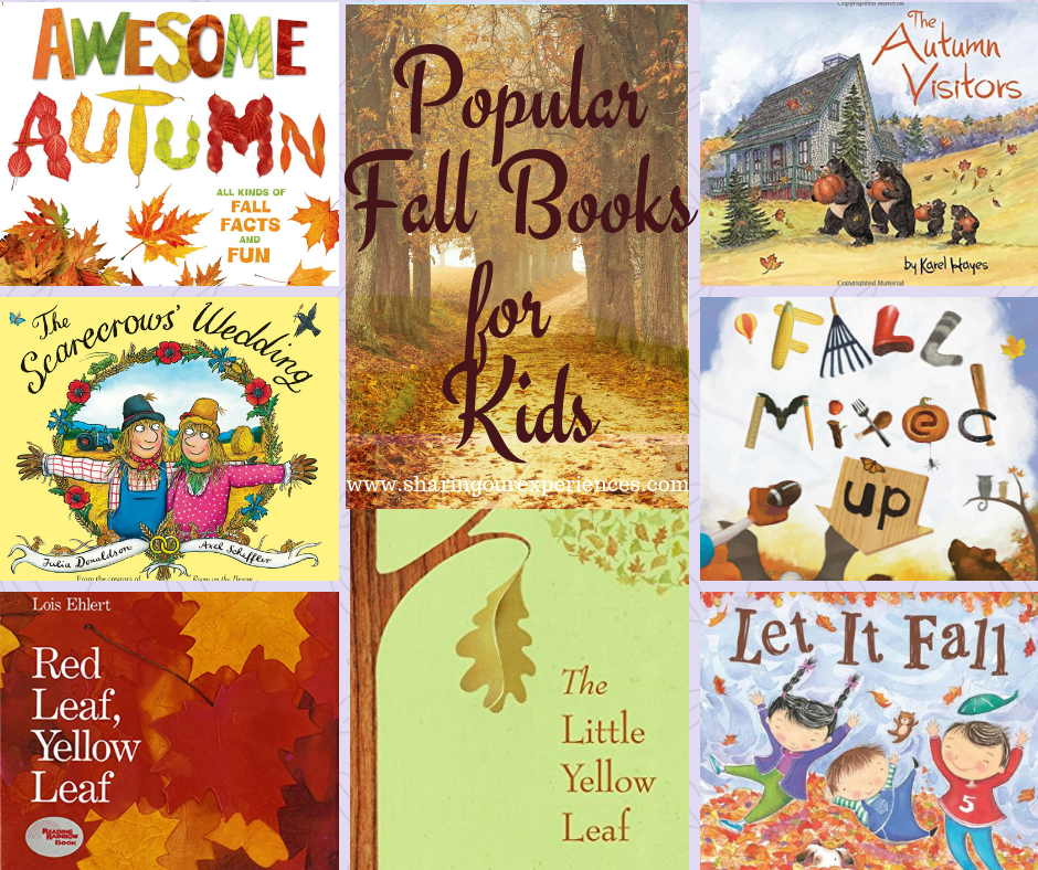 Popular Fall Books for Kids