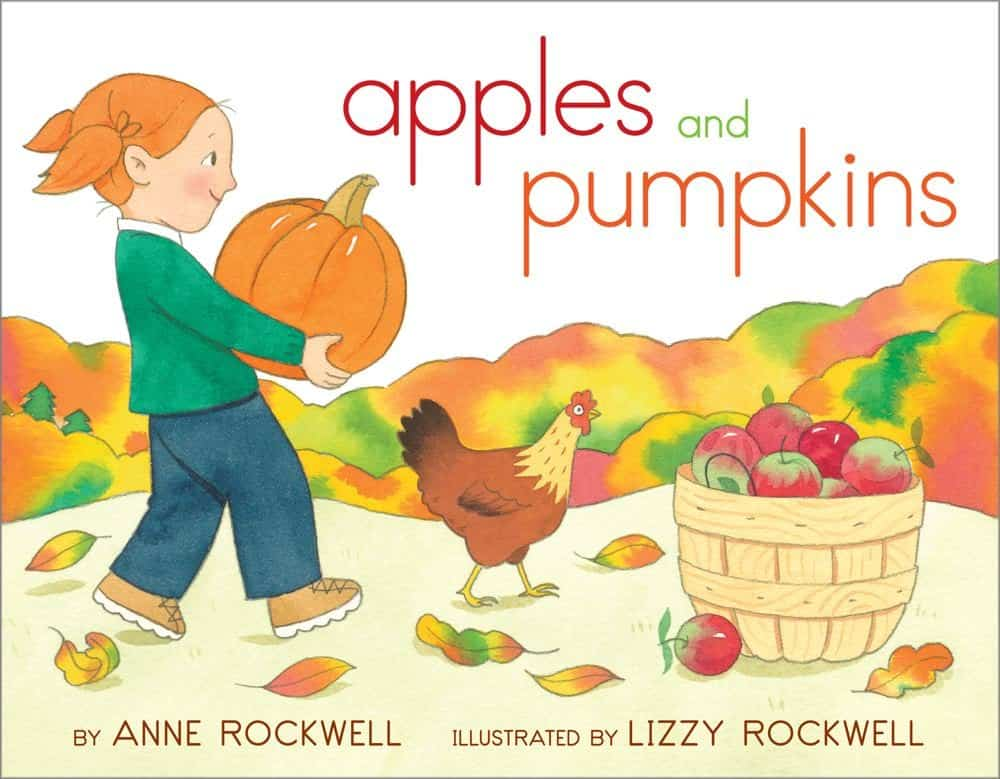 apples and pumpkins popular Fall books for kids