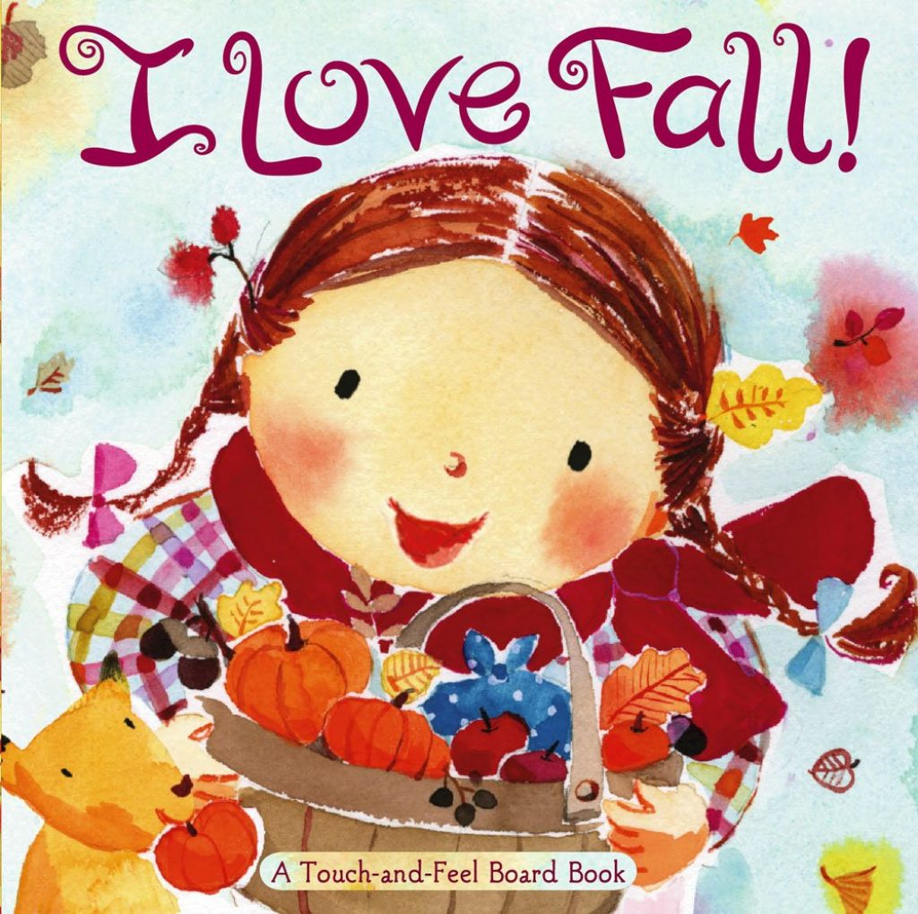 i love fall, fall books for kids