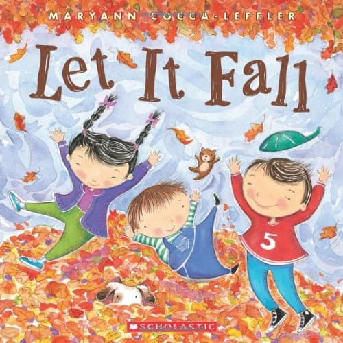 let it fall, Fall books for kids