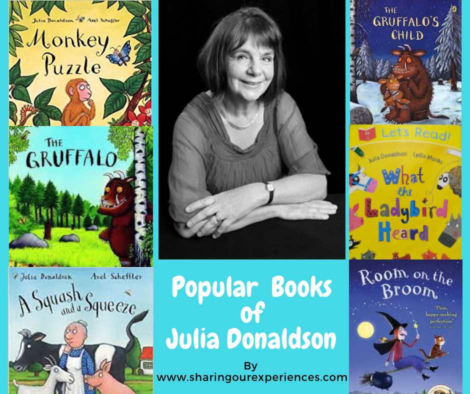 Popular books by julia donaldson