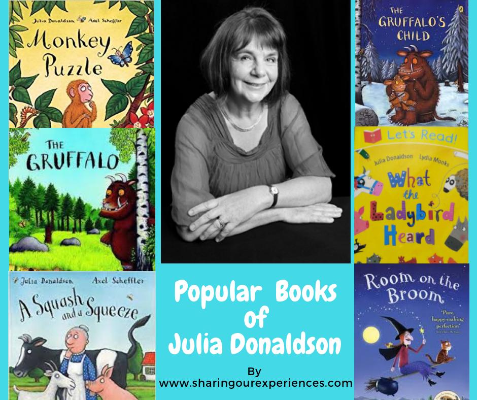 Popular books by julia donaldson