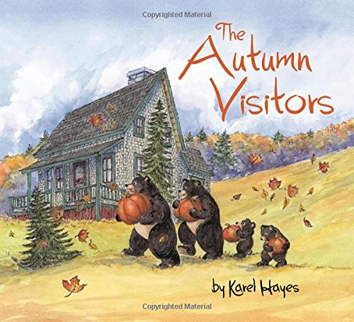 the autumn visitors popular Fall books for kids