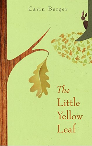 the little yellow leaf Fall books for kids