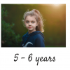 Age 5 - 6 years