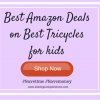 Best Amazon Deals on Best Tricycles for kids