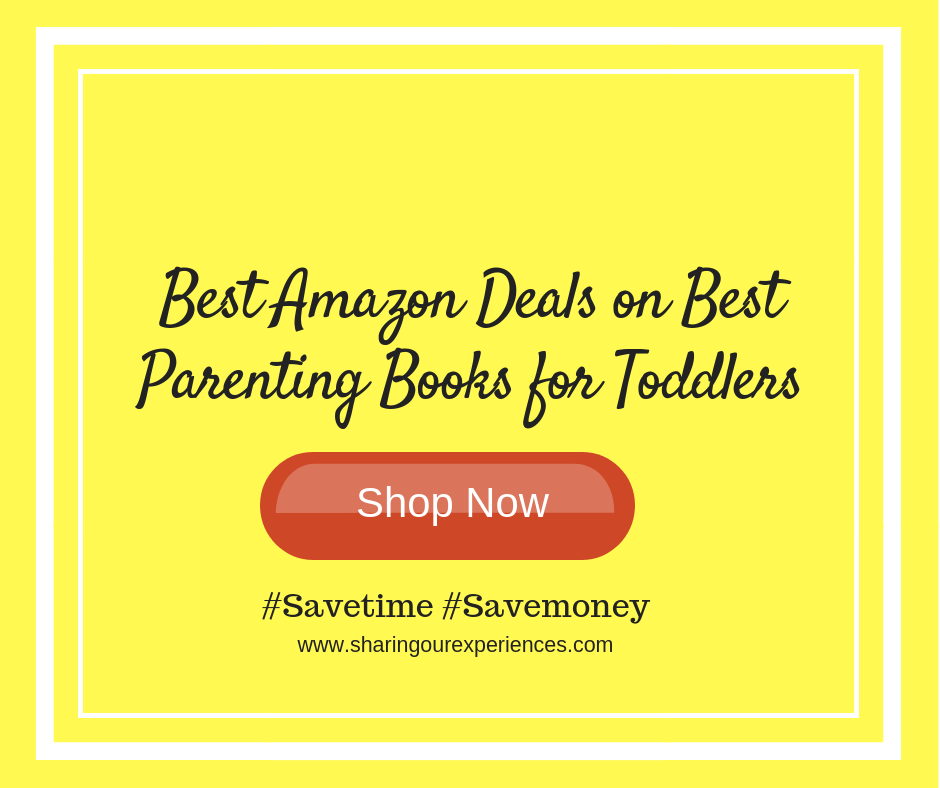 Best Amazon Deals on Best parenting books for toddlers