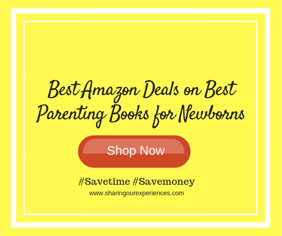 Best Amazon deals on Best parenting books for newborns