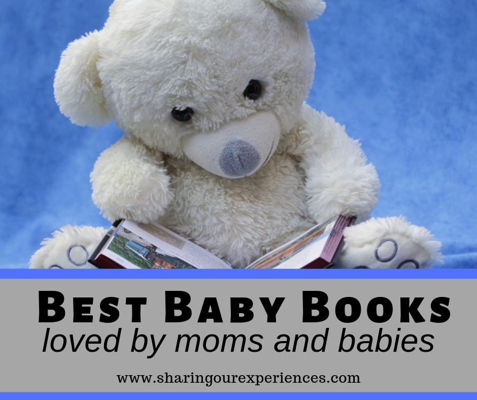 Best Baby Books loved by moms and infants